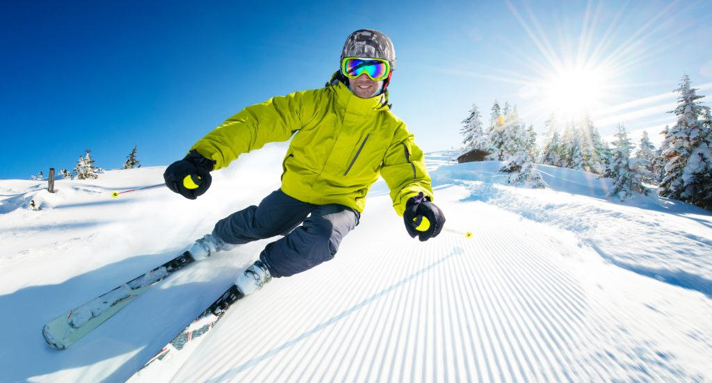 Hiring a guide to show you all the best spots on the mountain is a perfect way for an expert skier to maximize their time on the slopes.  In many cases, you can skip the lift line and get after it!