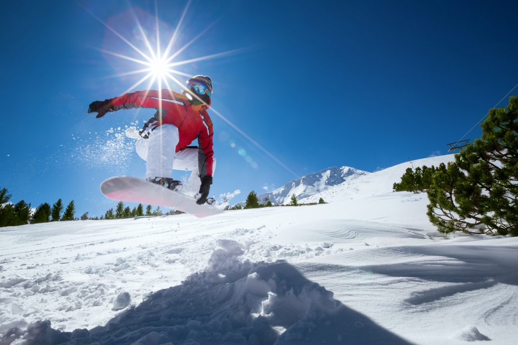get better at skiing