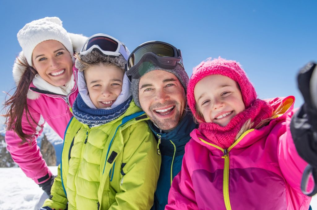 Families from the Lone Star State that want to get away for some skiing or snowboarding have quite a few options.